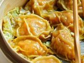 Ravioli cinesi gamberi