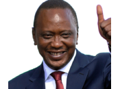 Kenya rieletto presidente vincitore Uhuru Kenyatta parla all'opposizione ricorda supporter Odinga legalità