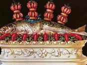 Salvador Dalì arte cibo. Parte diners gala.