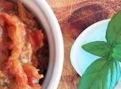 Ajvar, caviale rosso vegan balcani