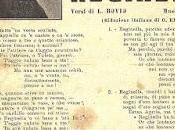 """cento anni della canzone """"Reginella"""""""