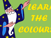 Seconda tappa: Let's learn colours