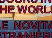 Books world: tutte novita' uscita all'estero agosto.