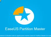Come aumentare dimensioni dell'hard disk EaseUS Partition Master