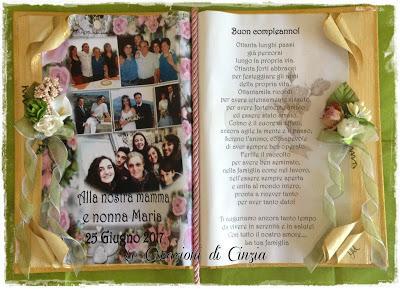 Un Compleanno Speciale 80 Anni Della Mia Mamma Paperblog