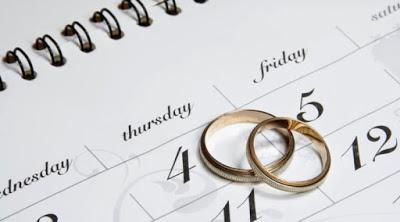 Matrimonio e superstizioni: non è vero ma ci credo!