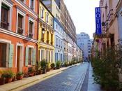 L'atmosfera Parigi oggi, nelle piccole strade