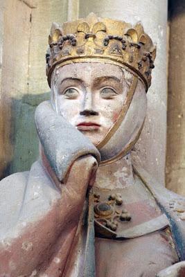 La regina cattiva del Duomo di Naumburg