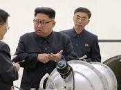 Corea Nord annunciato aver testato bomba idrogeno