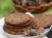 Biscotti integrali alla nocciola gluten free