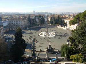 Emejing Terrazze Panoramiche Roma Gallery - Design Trends 2017 ...