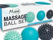 RELAX unico sfere massaggio diverse