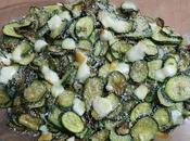 Tortino zucchine light