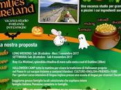 Vacanza studio Irlanda famiglie Halloween