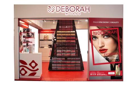 DEBORAH MILANO – Nuovo Temporary Shop a Milano Porta Garibaldi