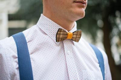 Accessori originali per lo sposo hipster e non solo