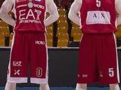 Nuove maglie dell'Olimpia Milano 17-18