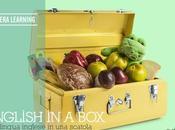 """English box"": lingua inglese scatola corso bambini"