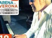 """UMBERTO TOZZI: lunedì settembre all'ARENA Verona ANNI AMO"""", concerto andrà onda martedì prima serata Canale5"""