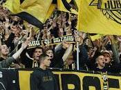 Borussia Dortmund Supporters away Tottenham Champions League 13.9.2017(Video) #BVB