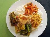 cucina dello Lanka: rice curry, kottu rotti, lamprais…