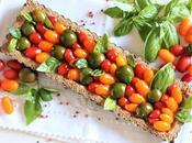 Crostata (salata) tris pomodorini tonno senza cottura