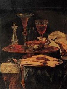 Esibire ricchezza: materiali preziosi per servire il cibo.