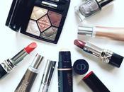 Autunno inverno 17-18 dior makeup metallics