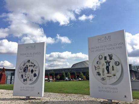 HOMI 2017: il salone dedicato agli stili di vita
