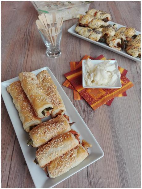 Salatini Asparagi e Raspadura!!!
