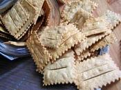 Crackers avena farro all'olio extravergine oliva