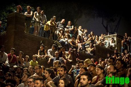 Roma Fringe Festival 2017: dal 27 agosto, l'invasione teatrale. Il Teatro InFesta. 150 appuntamenti per 250 artisti 10:07