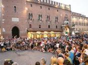 Ferrara come York: un'invasione suoni musicisti strada