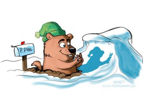 Felice Giorno della Marmotta 2017!