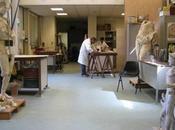 Restauro Svelato: notte euro nuovo laboratorio restauro MANN