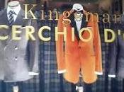 Kingsman cerchio d'oro