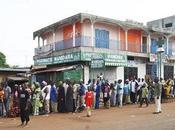 Manifestazioni protesta Guinea Conakry