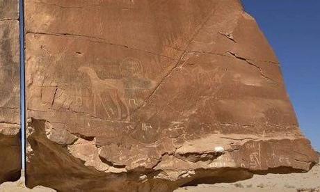 La pietra di Al-Naslaa dimostra la presenza extraterrestre nel Passato?