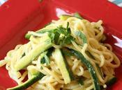 Spaghetti alla Chitarra Zucchine Curcuma
