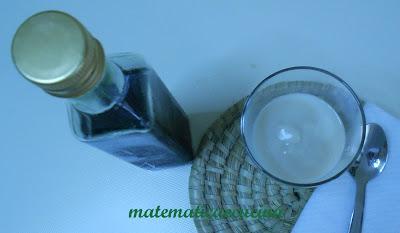 Crema di Latte al Mirto- Biancomangiare aromatizzato al mirto