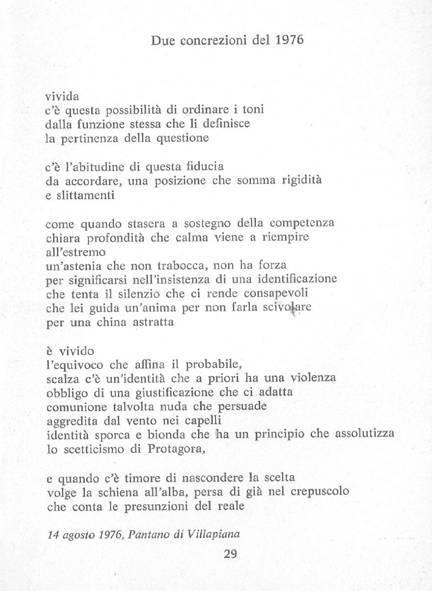 Due concrezioni del 1976 │V.S.Gaudio