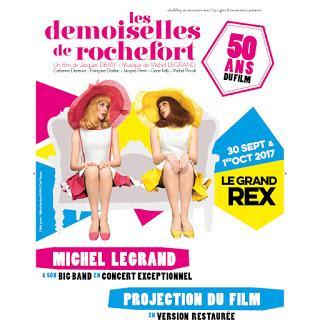 Les Demoiselles de Rochefort au Grand Rex