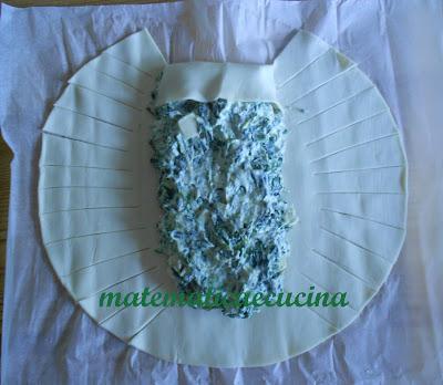 Strudel Salato con Ricotta e Spinaci
