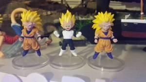Personaggi 3D Di Dragonball Super