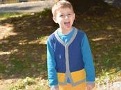 Look autunnale bambini: Andrea veste Noukie's
