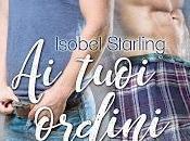 Anteprima: tuoi ordini Isobel Starling