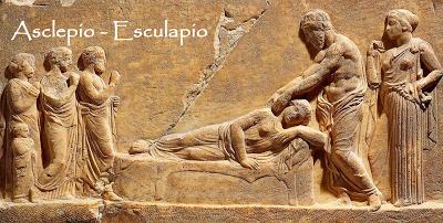 Archeologia. La medicina nell'antica Grecia.  Riflessioni di Pitagora, Alcmeone di Crotone, Ippocrate, Galeno e Aristotele.
