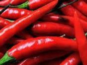 otto diversi gradi piccantezza peperoncino piccante calabrese