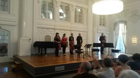 SWR Symphonieorchester – 1. Kammerkonzert