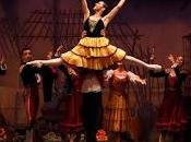 Quijote: Ballet scena Teatro Municipal Bahía Blanca